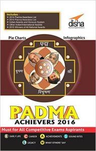 The Padma Achievers 2016