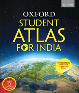 Oxford Student Atlas for Competitive Exams