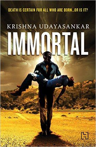 Immortal by Krishna Udayasankar