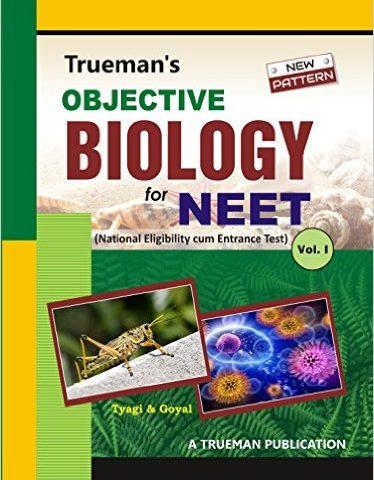 Trueman's Objective Biology for NEET